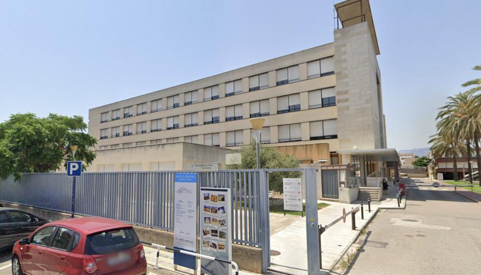 Imatge d'arxiu de l'Hospital de la Santa Creu de Jesús de Tortosa.