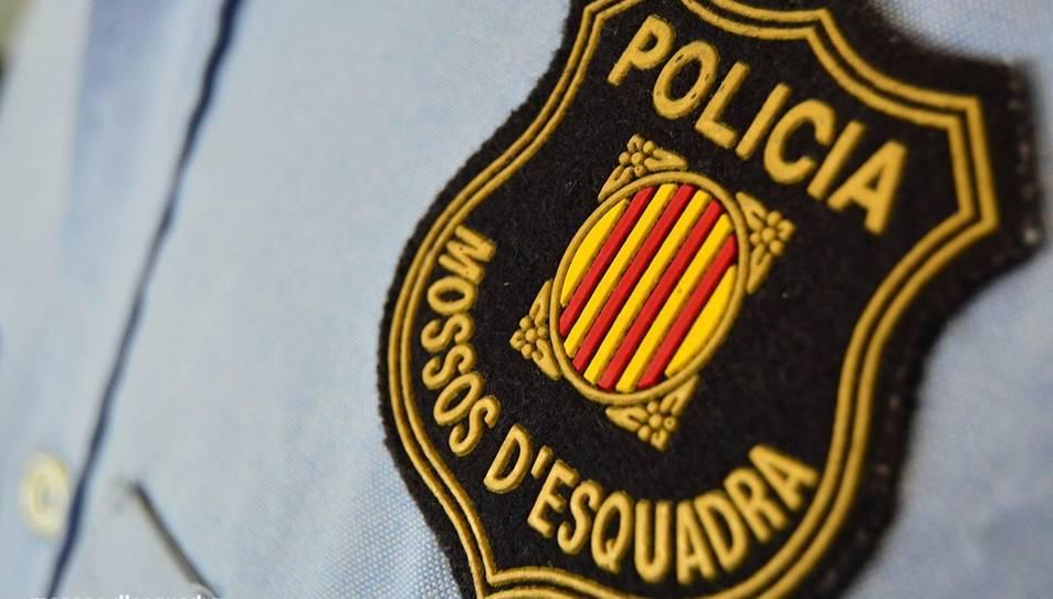 Imatge d'arxiu dels Mossos d'Esquadra.