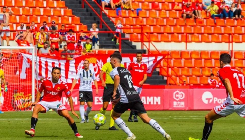 Damián Petcoff i Josep Calavera disputaran la fase d'ascens.
