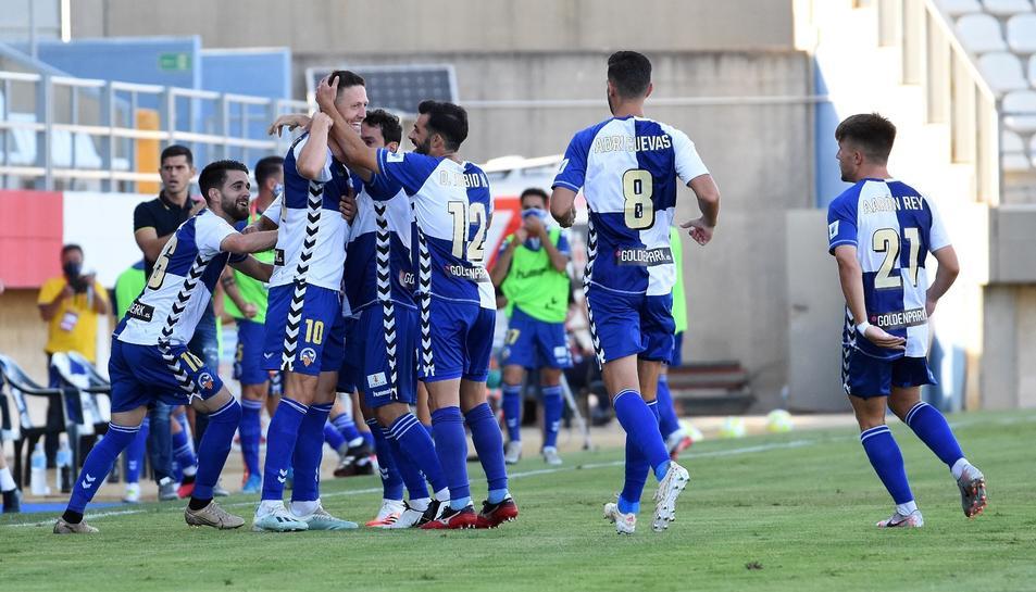 El CE Sabadell jugarà contra la Cultural y Deportiva Leonesa després d'eliminar a l'Atlético de Madrid B en primera ronda.