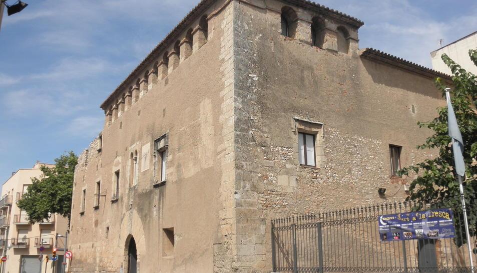 Castell de Masricart de la Canonja.