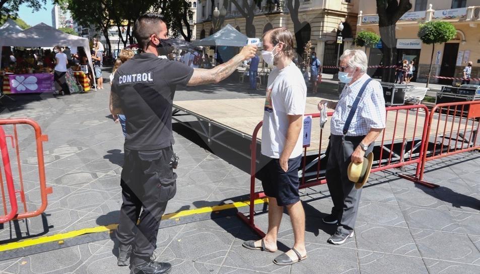 Sant Jordi d'Estiu a Tarragona