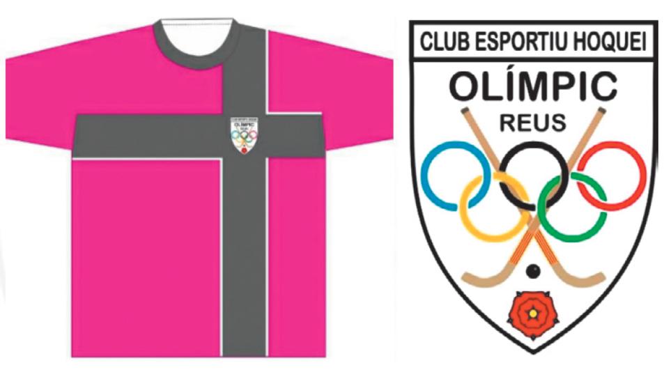 L'escut i la samarreta del nou club de la capital del Baix Camp.
