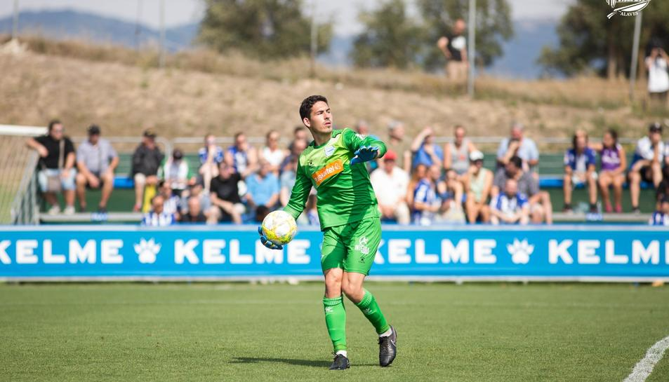 Gonzi és l'únic porter confirmat per a la temporada 2020-21.