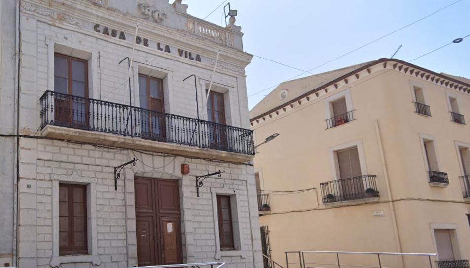 Imatge de l'Ajuntament de Santa Bàrbara.
