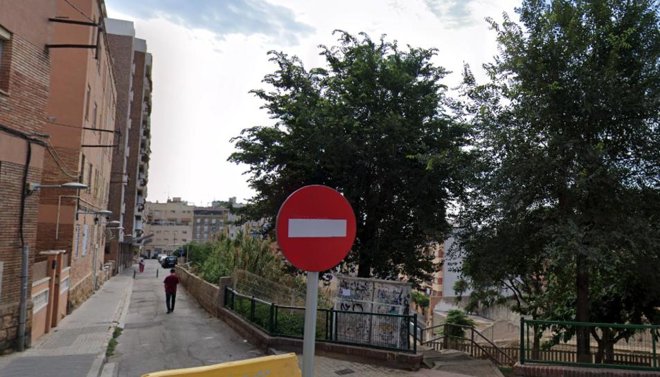 Els fets van passar al carrer Caputxins de Tarragona.