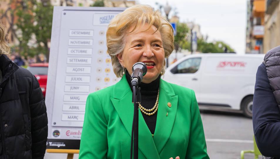 Laura Roigé, presidenta de la Cambra de Comerç, en una imatge recent.