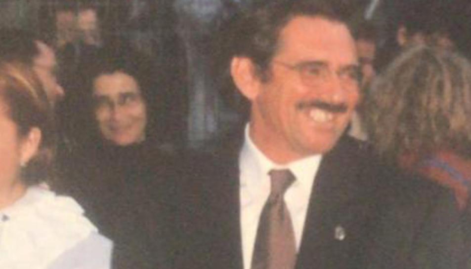 Una imatge antiga de Joan veciana al Serrallo.
