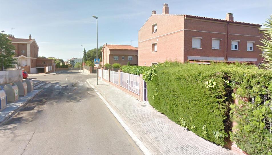 Imatge d'arxiu de l'avinguda Josep Maria Casa de Muller.