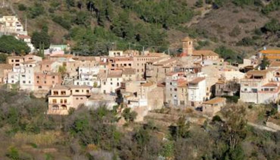 Imatge d'arxiu de l'Argentera