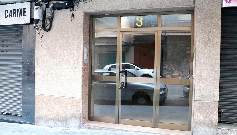 Al número 3 del carrer Francesc Bastos es va viure un cas de possessió