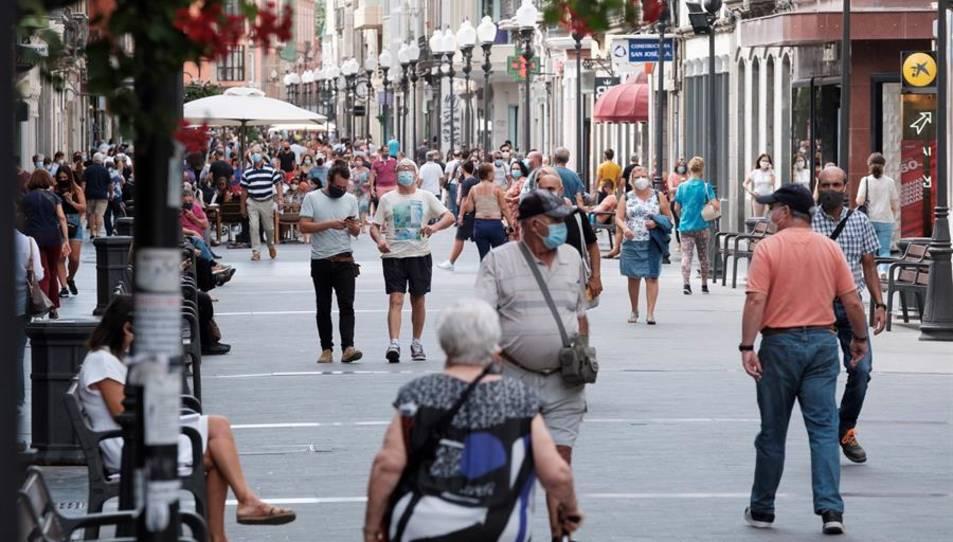 L'estudi analitza l'evolució de la pandèmia a Espanya.