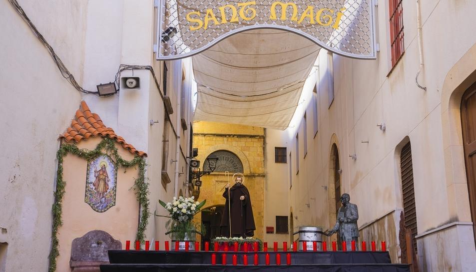 Las fiestas de Sant Magí marcadas por la covid (I)
