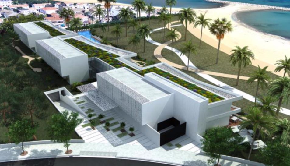 Imatge per ordinador del projecte Hotel Alegria la Llosa.