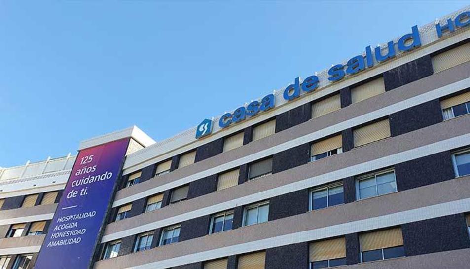 Hospital La Salut de València.