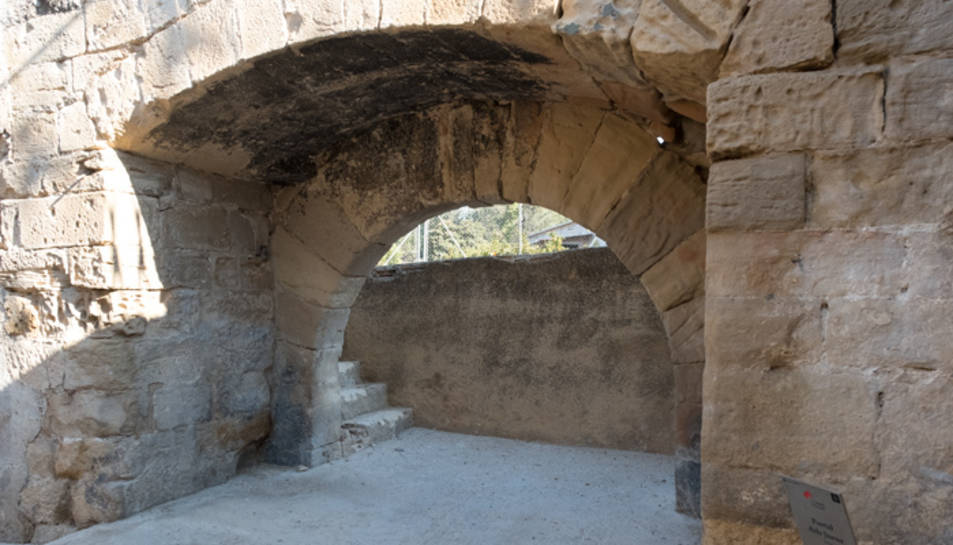 Portal dels jueus de Tortosa.