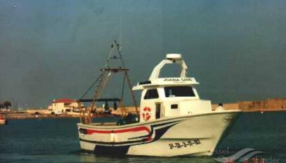 El pesquer Joana Sans