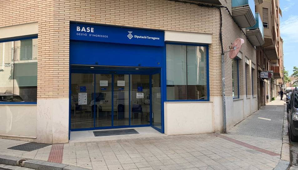 La nova oficina compta amb un espai més ampli que el que ocupava anteriorment.