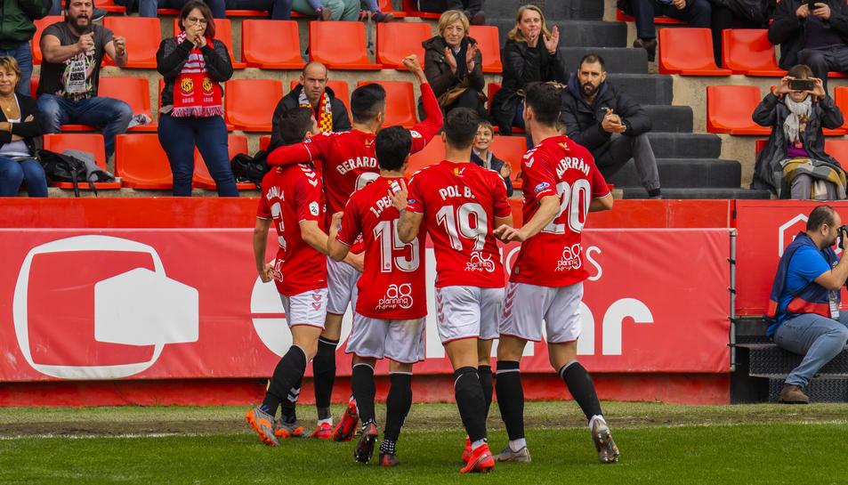 El Nàstic està intentant confeccionar la millor plantilla per celebrar els màxims gols la 2020-21.