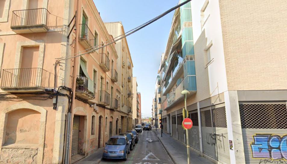 L'avaria ha afectat la Part Baixa i diumenge van tornar a carrers com Castaños.