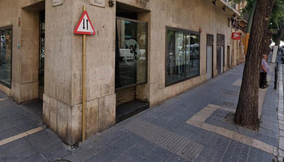 Tòtem Cafè espera l'autorització de l'Ajuntament per posar una terrassa a la Rambla Vella.