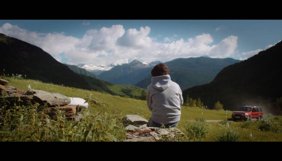 Un moment del documental 'Eso que tú me das', protagonitzat per Pau Donés, dirigit per Jordi Évole.
