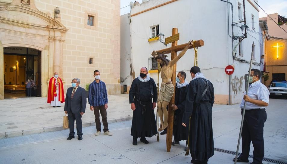 Festivitat de la Santa Creu a la Riera de Gaià