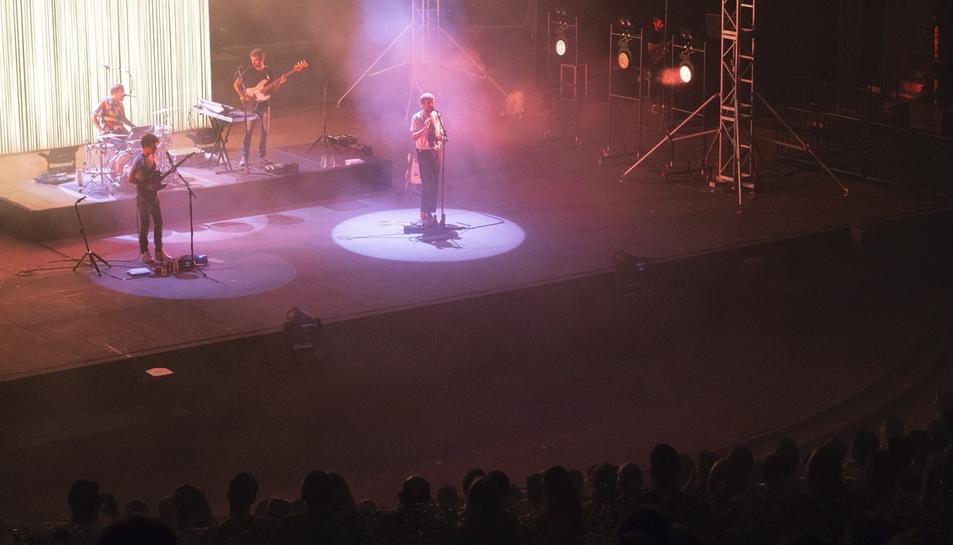 Concert de Manel
