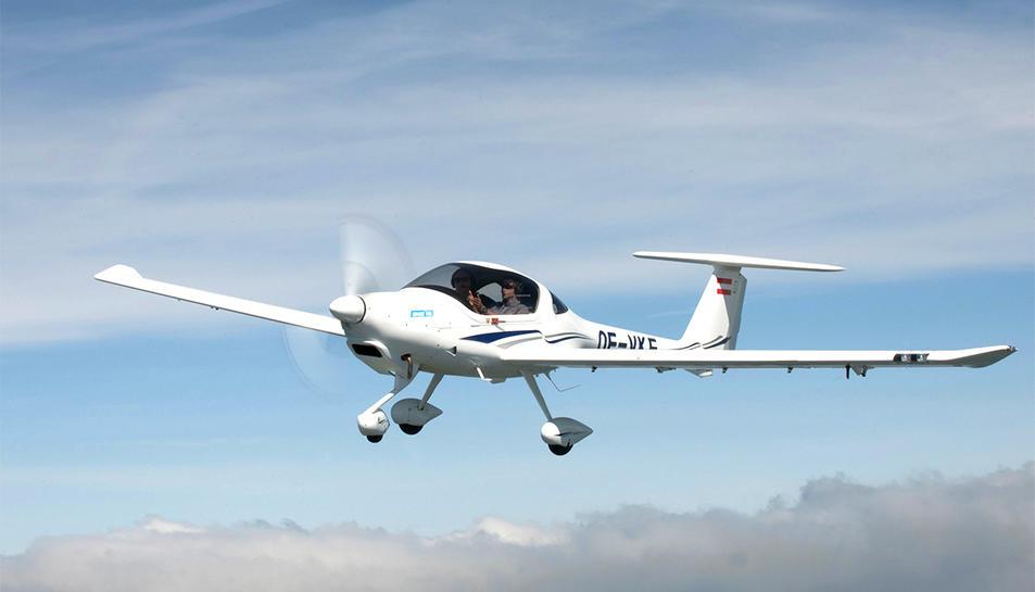 Model d'avió