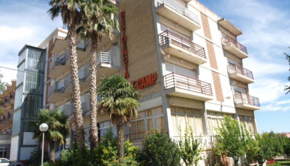 Imatge d'arxiu d ela residència Alt Camp de Valls.