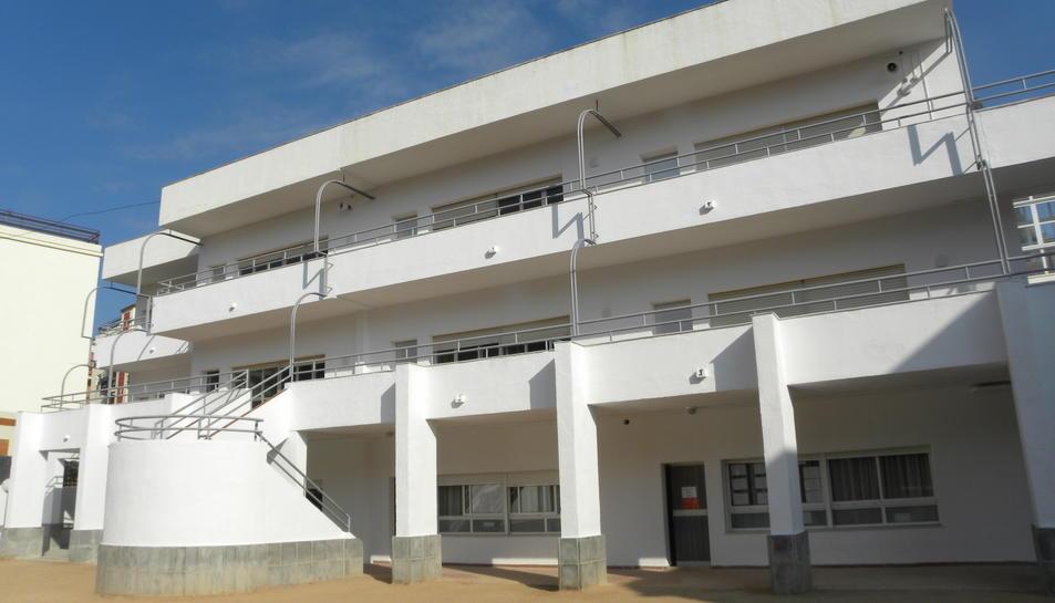 Imatge d'arxiu de l'escola Santa Maria del Mar de Salou.