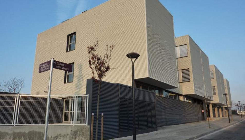 Imatge d'arxiu de l'escola Sant Bernat Calvó de Reus.
