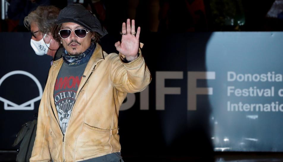 L'actor es trobava al festival de cinema de Sant Sebastià quan va ser preguntat per la política del seu país