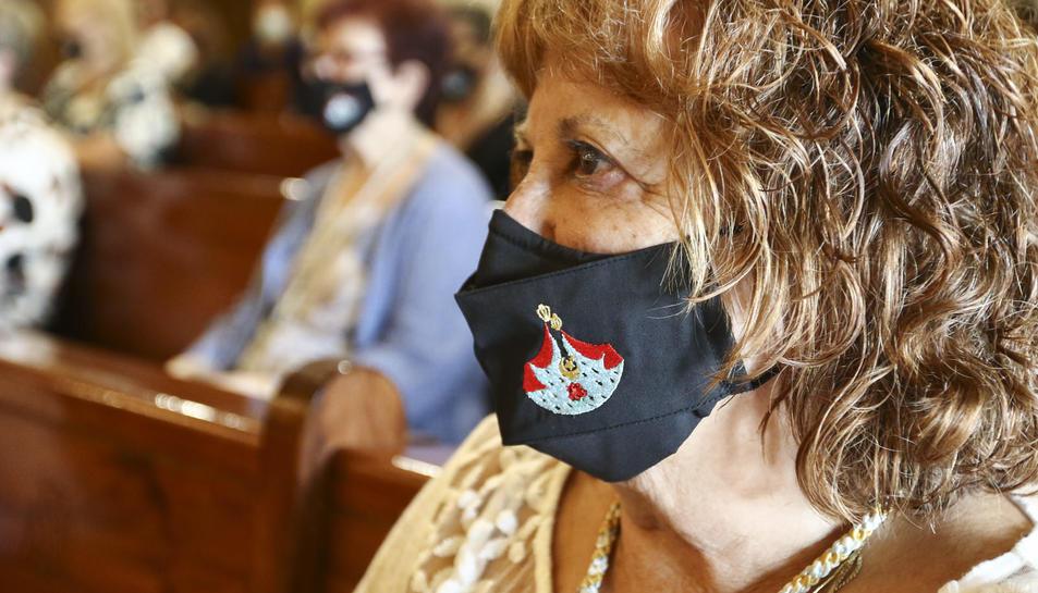 La misa del Encuentro de Misericordias pide el fin de la pandemia