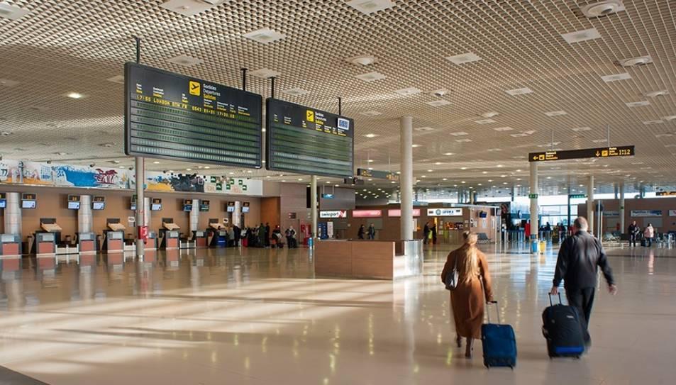 Imatge de l'Aeriport de Reus.