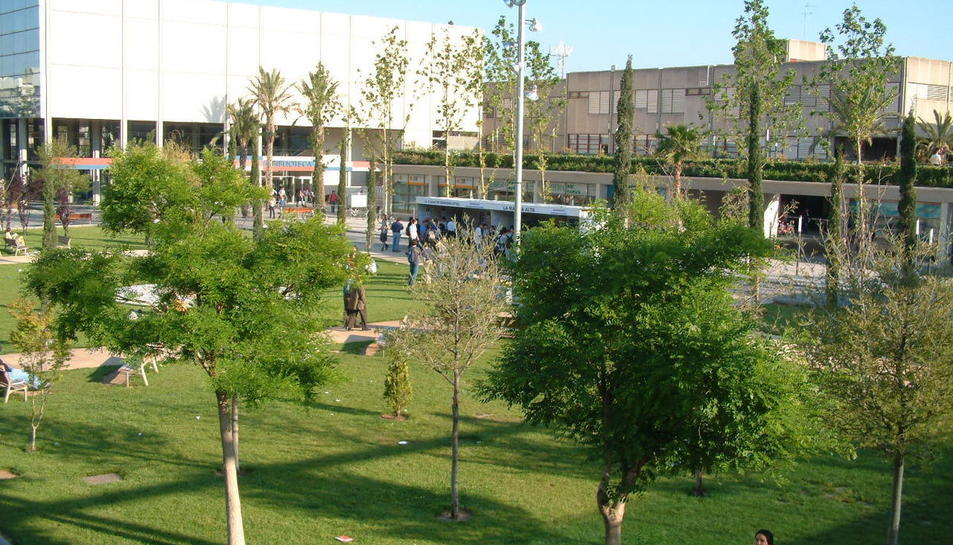 La Universitat Politècnica de València.