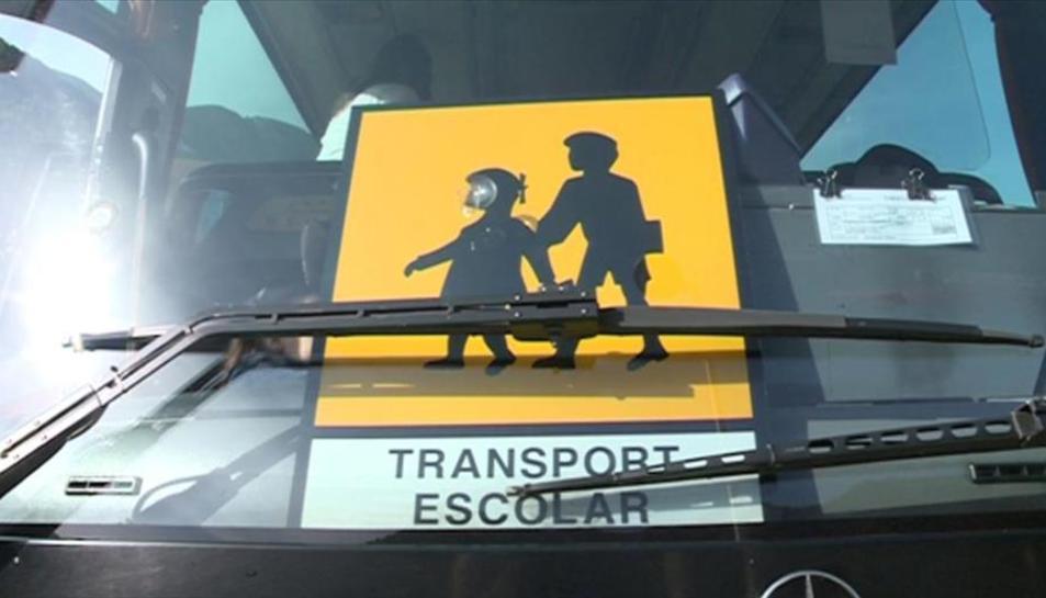 El Consell Comarcal transporta cada dia més d'un miler d'alumnes d'Infantil i Primària.