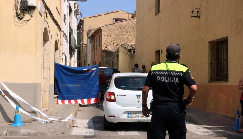 El fiscal demana 14 anys i 10 mesos de presó per a l'acusat de matar el germà a cops de crossa a Palafrugell
