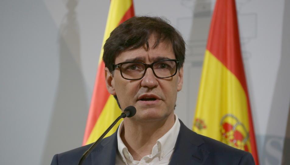 El secretari d'Organització del PSC insta a convocar eleccions «elmés ràpidament possible» i «donar la volta»al país