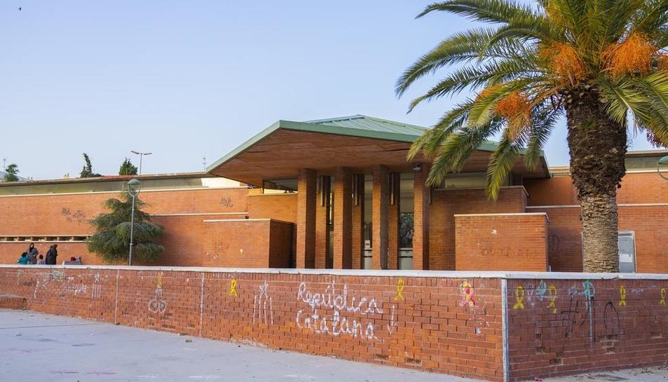 Imatge d'arxiu del centre cívic de Torreforta