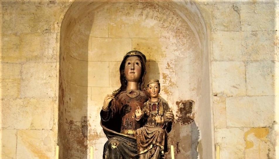 Capella de la Mare de Déu de la Guía.