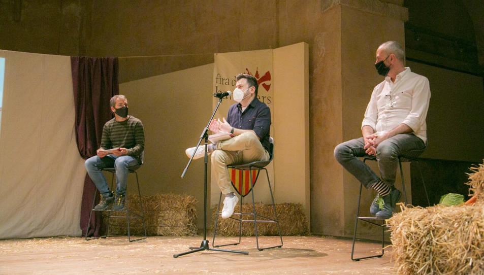 Presentació del conte, aquest dissabte, al Convent de les Arts d'Alcover.