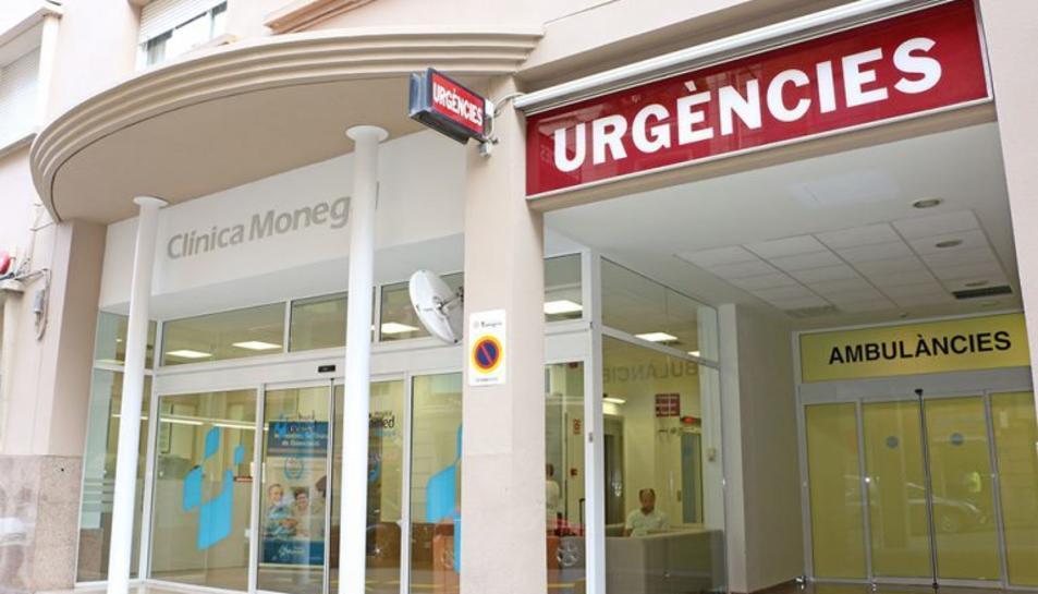 Imatge de la clínica Monegal de Tarragona.