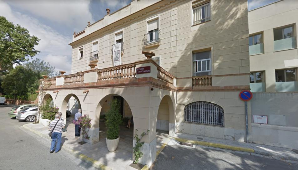 Imatge d'arxiu de la Residència Ítaca-Fortuny de Reus.