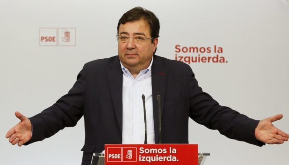 Imatge d'arxiu de Guillermo Fernández Vara.