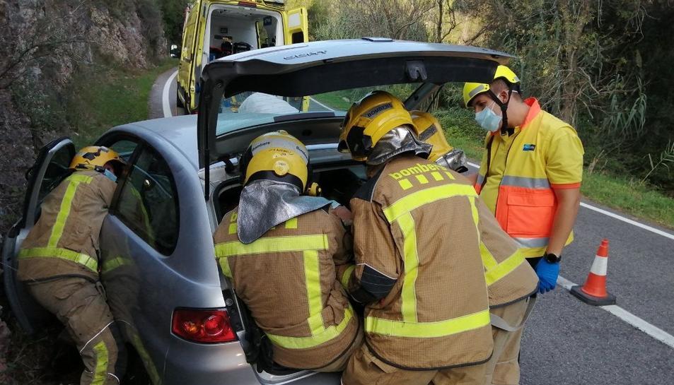 Imatge del rescat de Roda