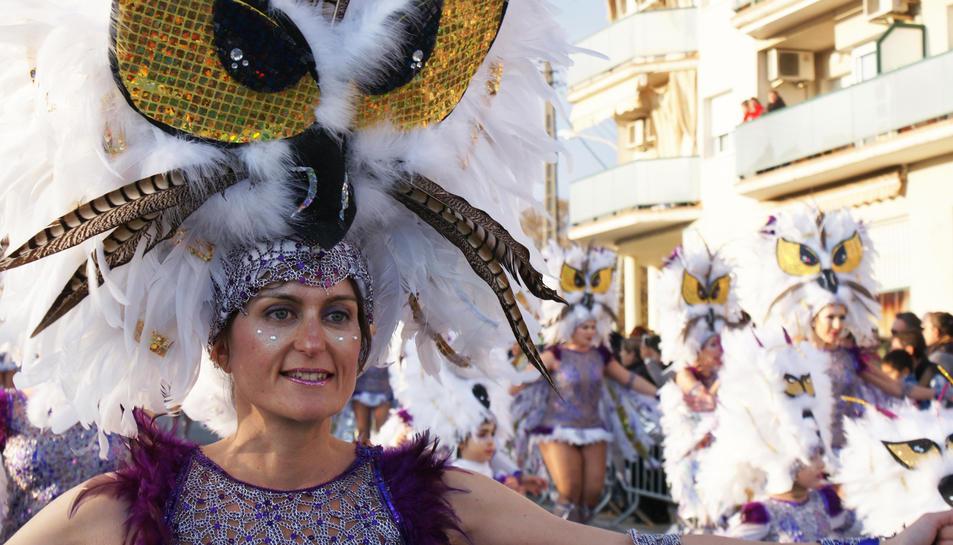 El carnaval de Calafell també patirà els efectes de la pandèmia.