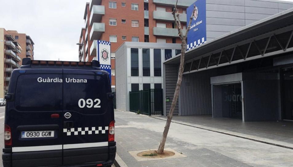 Imatge d'arxiu de la seu de la Guàrdia Urbana de Tarragona.