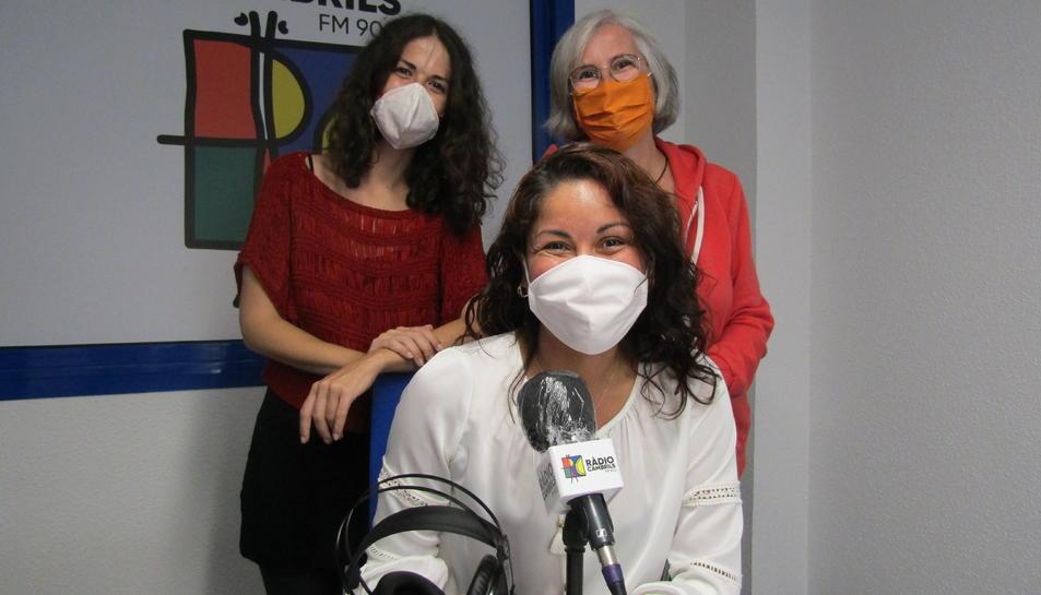 És un espai impulsat, presentat i dirigit per Lydia Gil, Núria Ruiz i Maria Ferrer.