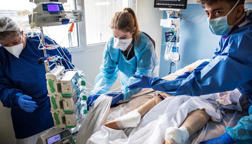 Els pacients recuperats al planeta ascendeixen a 37,3 milions.